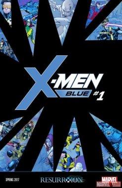 X-Men: Blue, teaser