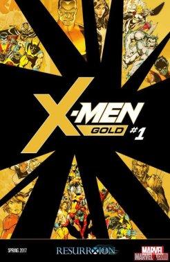X-Men: Gold, teaser