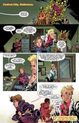 The Flash #9, anteprima 01