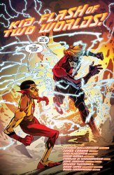 The Flash #9, anteprima 02