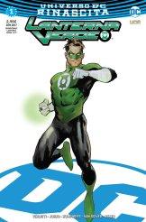 Lanterna Verde 1, copertina variant di Cary Nord
