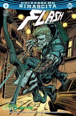 Flash 2, copertina variant di Neal Adams
