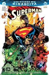 Superman 2, copertina di Patrick Gleason