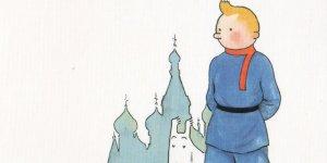 Tintin al Paese dei Soviet
