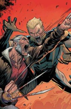 Weapon X #3, variant cover di Dan Mora