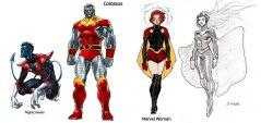 X-Men: Gold: studio personaggi 02 di Ardian Syaf
