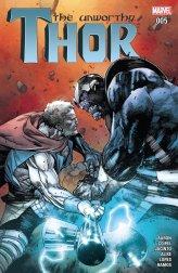 Unworthy Thor #5, copertina di Olivier Coipel