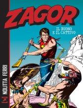 Zagor: Il buono e il cattivo, copertina provvisoria