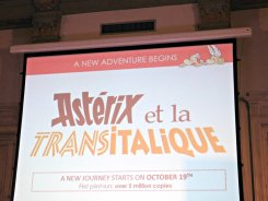 Asterix conferenza