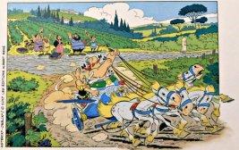 Asterix e la corsa d'Italia, anteprima 01