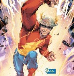 The Flash #22, anteprima 01