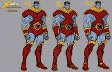 X-Men Gold, sketch di Jonboy Meyers #3