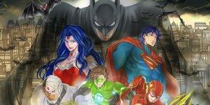 Justice League manga