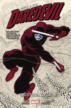 Daredevil vol. 1: Giustizia cieca (Marvel Collection), copertina di Paolo Rivera