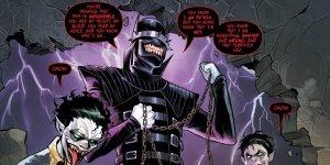 Batman che ride