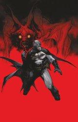 Batman: Lost #1, copertina di Olivier Coipel