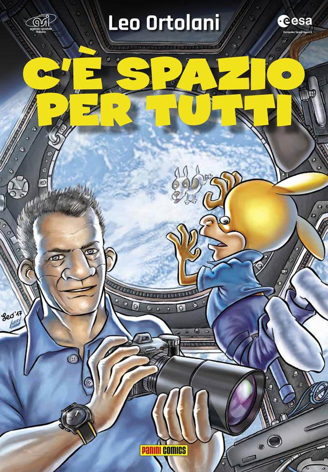 C'è spazio per tutti, di Leo Ortolani - Panini Comics