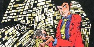 Lupin III manga