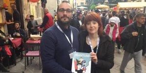Giovanni Masi e Rita Petruccioli
