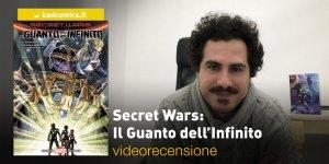 Secret Wars: Il Guanto dell'Infinito