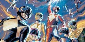 Mighty Morphin Power Rangers Anniversary
