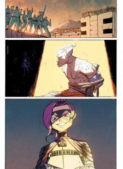 Hit-Girl vol.1: In Colombia, anteprima 01