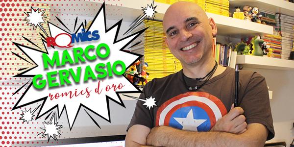 Marco Gervasio Romics d'Oro