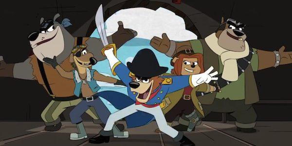 Sky Pirates... in the Sky!
