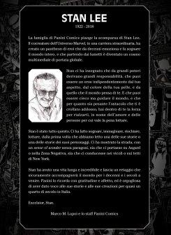 Stan Lee su Anteprima