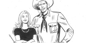 Laura Zuccheri e Tex
