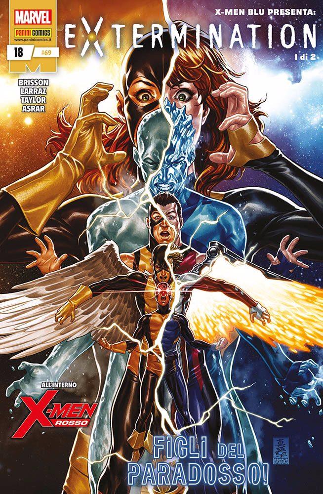 I Nuovissimi X-Men 69, copertina di Mark Brooks