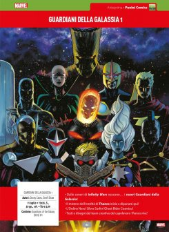 Guardiani della Galassia 1 su Anteprima