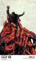 Angel #5, variant cover di Dan Panosian