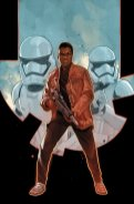 Star Wars - Age of Resistance: Finn #1, copertina di Phil Noto