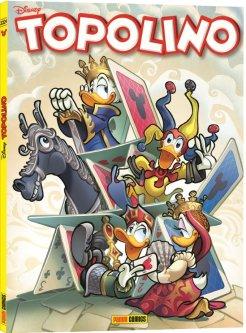 Topolino 3324, copertina