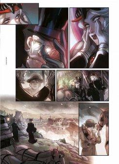 Mercy vol. 1: La dama, il gelo e il diavolo, anteprima 02