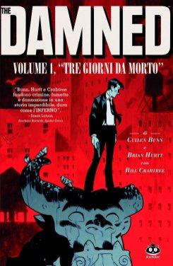 Damned vol. 1, copertina di Brian Hurtt