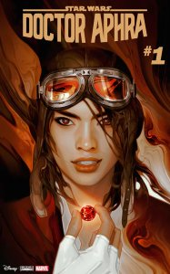 Doctor Aphra #1, variant cover di Valentina Remenar