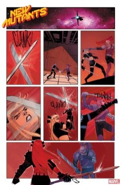 New Mutants #1, anteprima 03