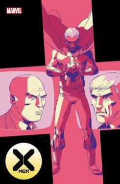 X-Men #8, variant cover di Marcos Martin