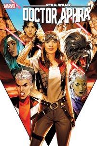 Doctor Aphra #1, copertina di Valentina Remenar