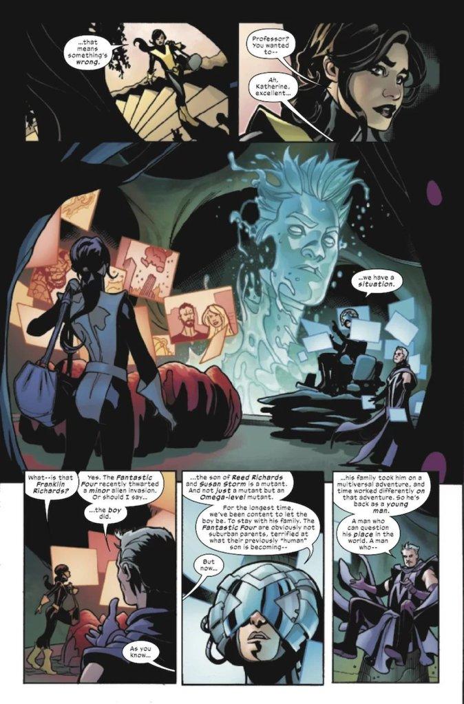 X-Men/Fantastic Four #1, anteprima 03