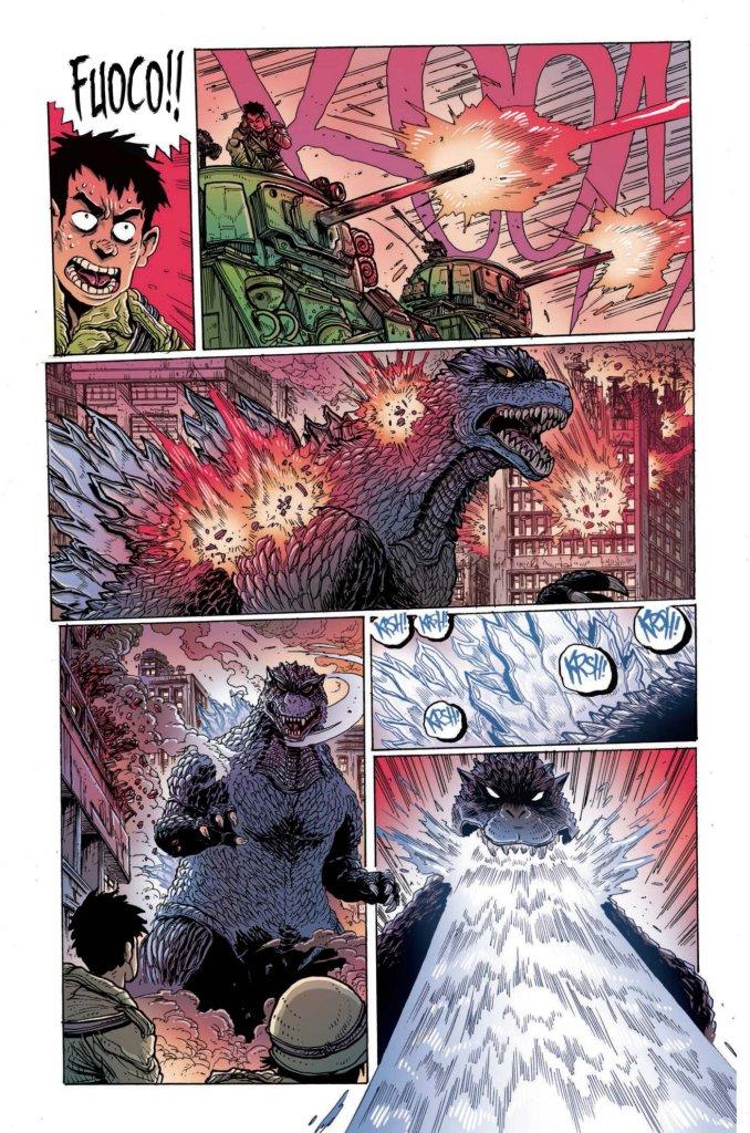 Godzilla: La guerra dei 50 anni, anteprima 05