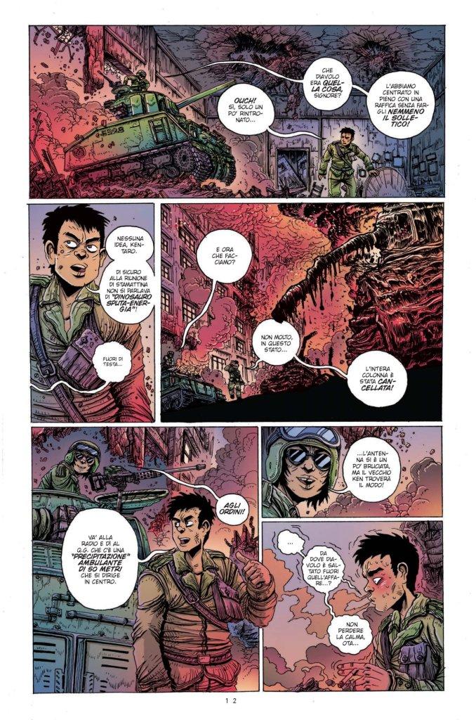 Godzilla: La guerra dei 50 anni, anteprima 07