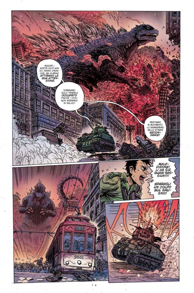 Godzilla: La guerra dei 50 anni, anteprima 09