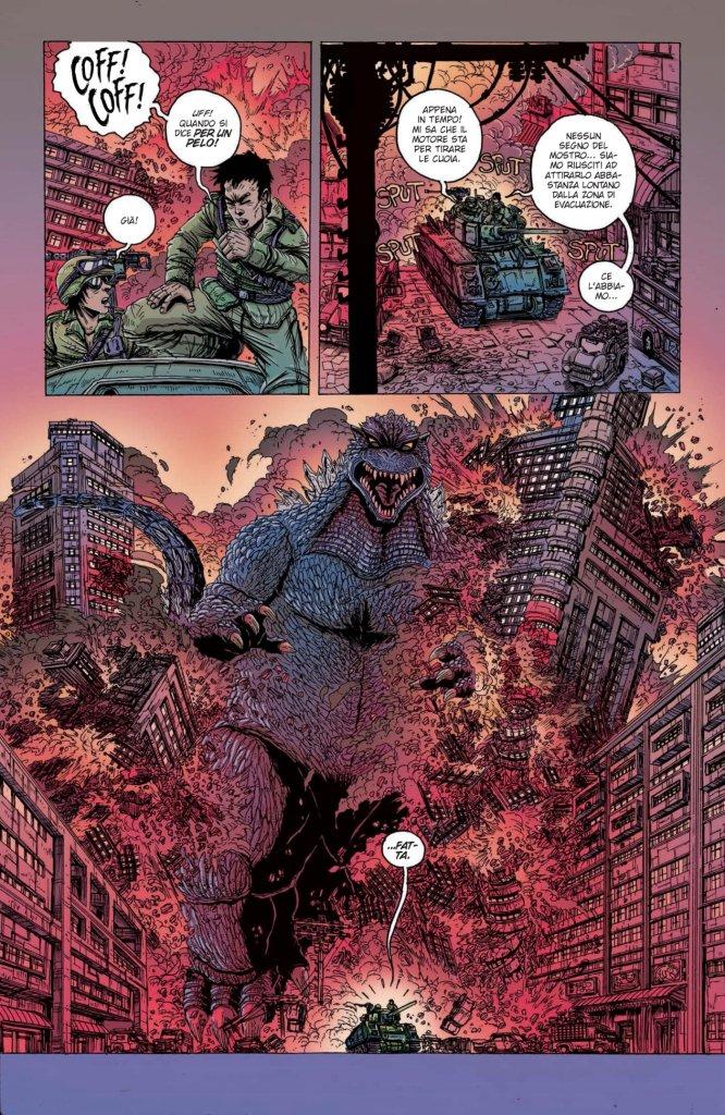 Godzilla: La guerra dei 50 anni, anteprima 13