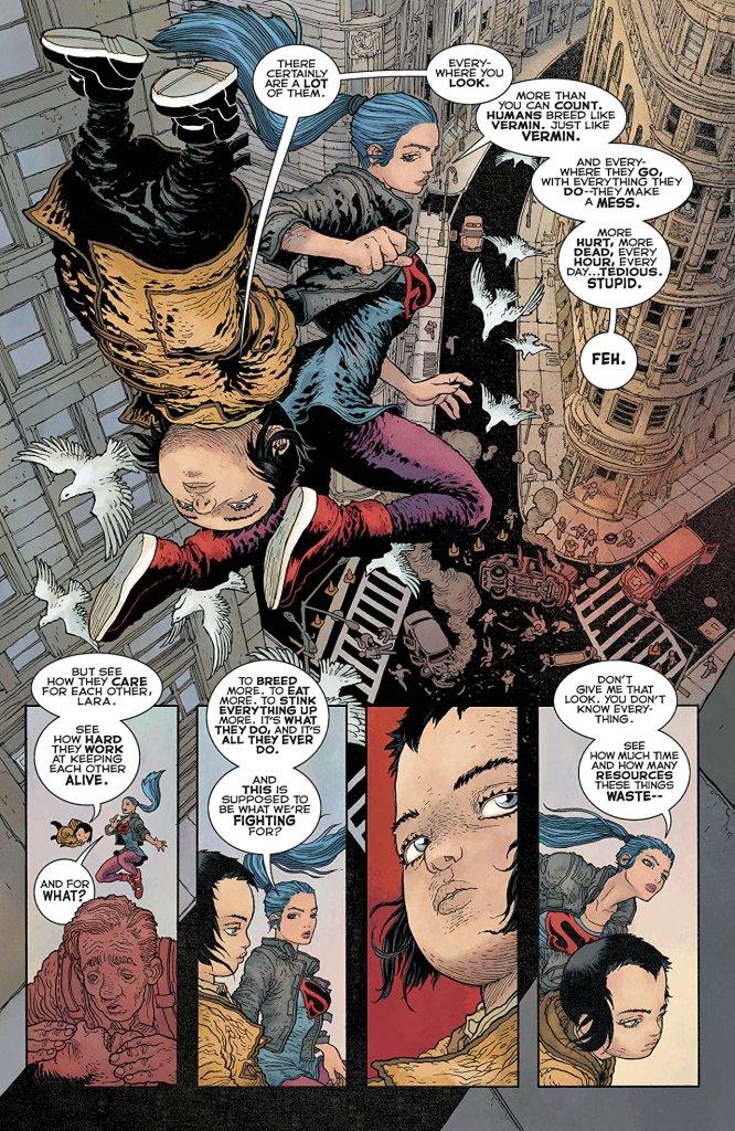 Dark Knight Returns: The Golden Child #1, anteprima 03