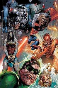 DCeased: Dead Planet #1, anteprima 01