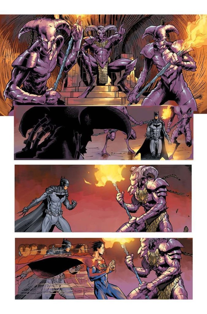 DCeased: Dead Planet #1, anteprima 08
