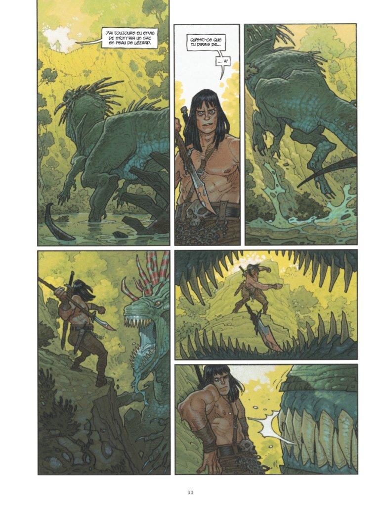 Conan il Cimmero vol. 7: Chiodi rossi, anteprima 04